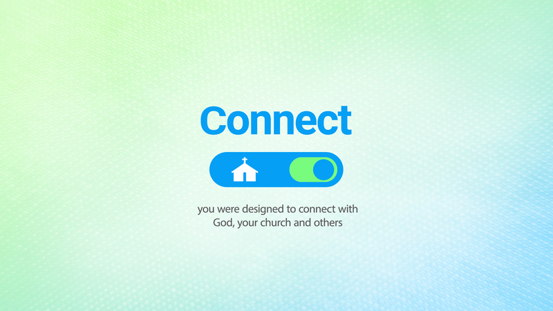 Connecting With God And Others
