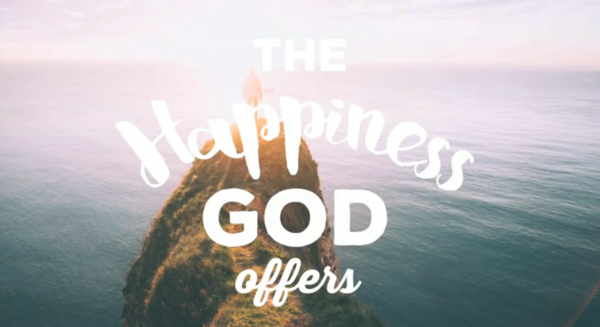 The Happiness God Offers