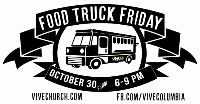 Food Truck Friday Trick or Treat