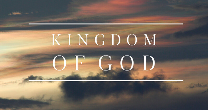 """Kingdom Of God"" Livestream Talk"