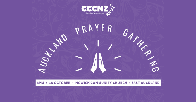 CCCNZ - Auckland Prayer Gathering image