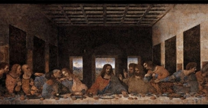 Nov. 5 Luke's Vision From Food Part 2