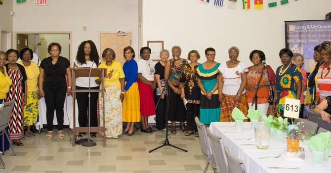Caribbean-International Night a wonderful success image