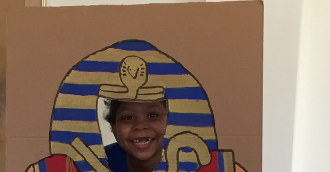 "Day Camp visits ""Egypt!"" image"