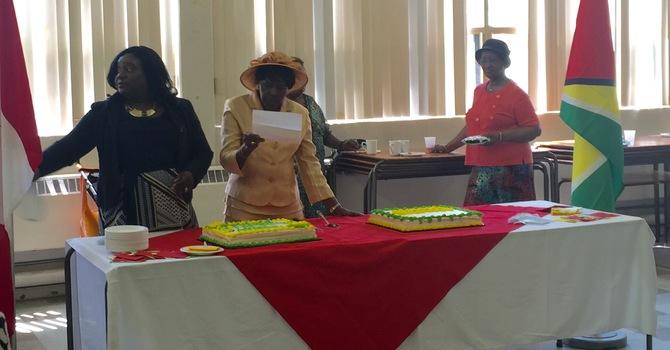 St. Andrew's celebrates Guyana's 50th Anniversary image