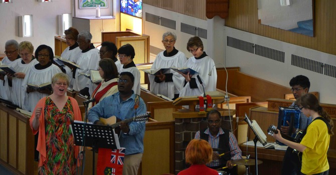 Pentecost celebrations image