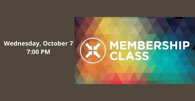 Discovering Bethany Membership Class
