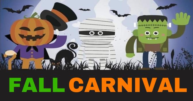 Drive-Thru Fall Carnival