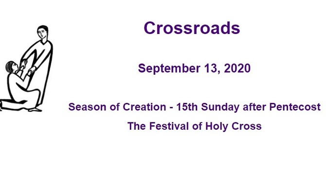 Crossroads September 13, 2020 image