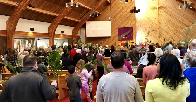 8 am Sunday Service (BCP)