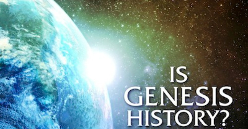 """""""Is Genesis History?"""" Film Night with Q&A"""