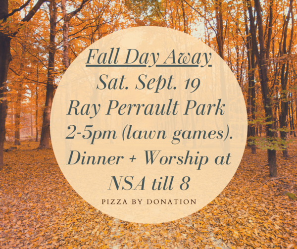 NSA Youth Fall Day Away