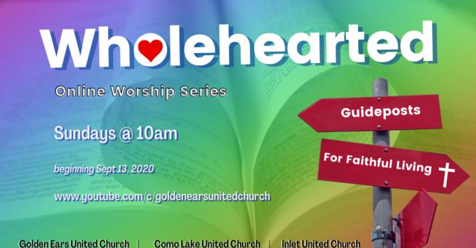 Sunday Worship - ONLINE DURING PANDEMIC