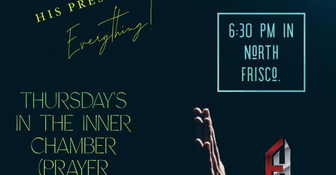 Thursday Nights in the Inner Chamber