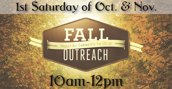Fall Outreach