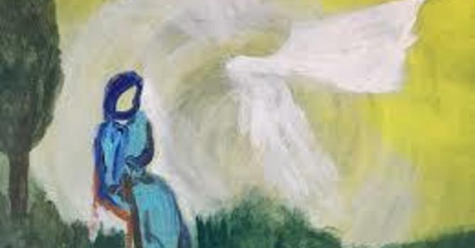 The Annunciation: not #metoo but #tome!