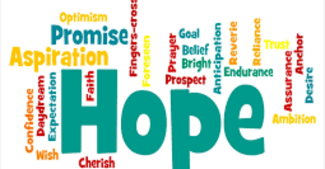 The Journey from Optimism to Hope
