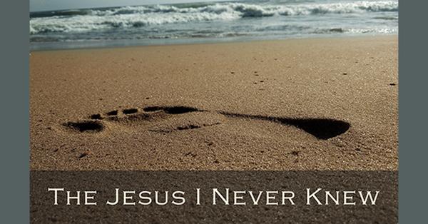 The Jesus I Never Knew