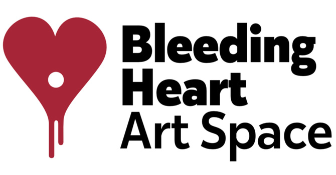 Bleeding Heart Art Space Preview and Fundraiser