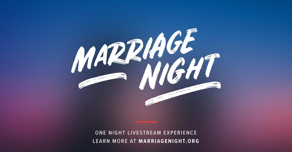 Marriage Night Simulcast