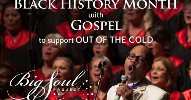 Big Soul Project Choir Concert to help feed the hungry! image