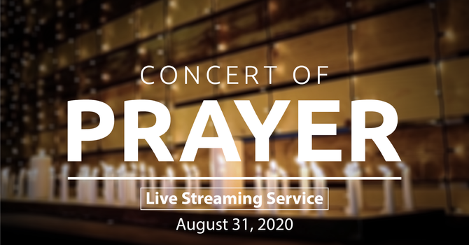 Concert of Prayer image
