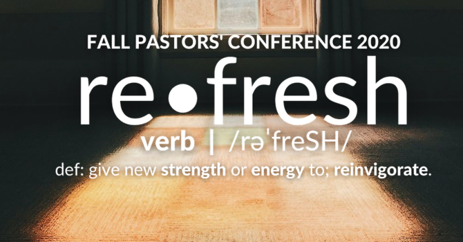 District Pastor's Conference