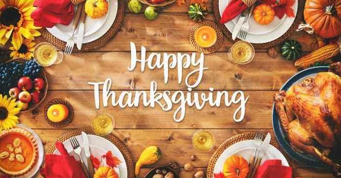 Thanksgiving Monday