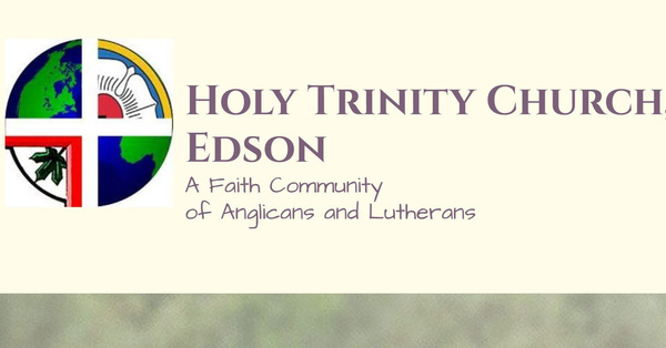 Holy Trinity, Edson Launches New Website