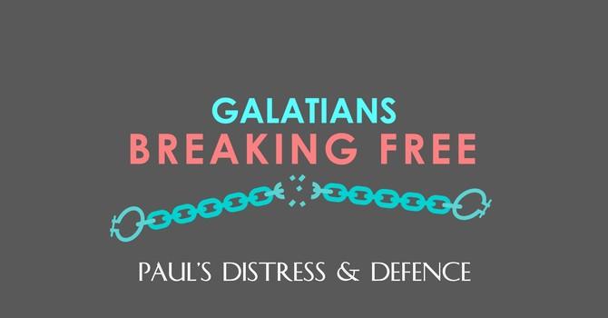 Paul's Distress & Defence