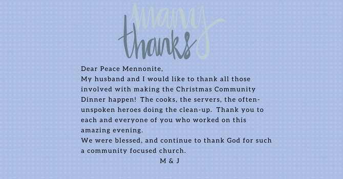 Thank You Peace image