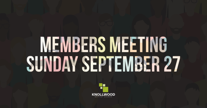 Members' Meeting image