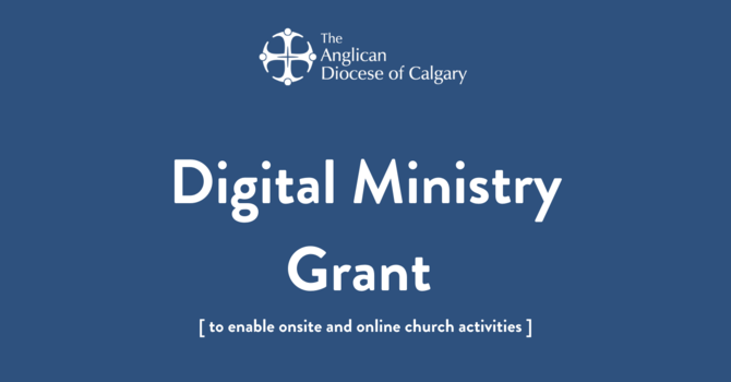 Digital Ministry Grant for Parishes image