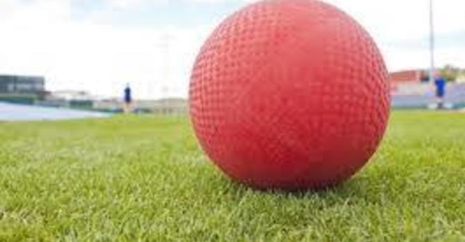 Junior Youth Kickball