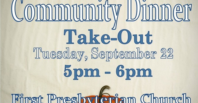 Community Supper - Revised