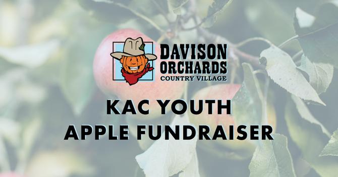 KAC Youth Apple Fundraiser