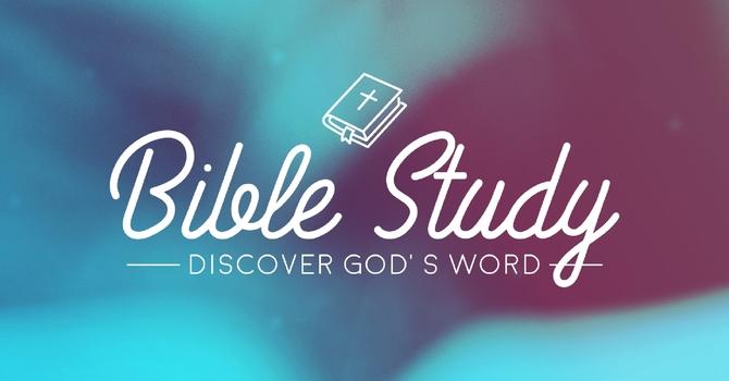 BIBLE STUDY: Creation