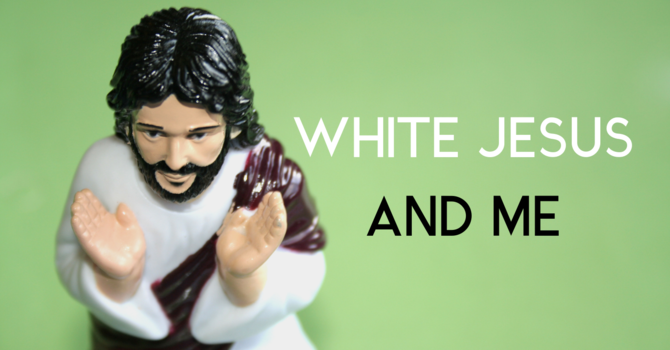 White Jesus and Me image