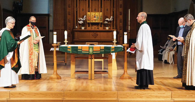 Collation and Institution of the Dean image