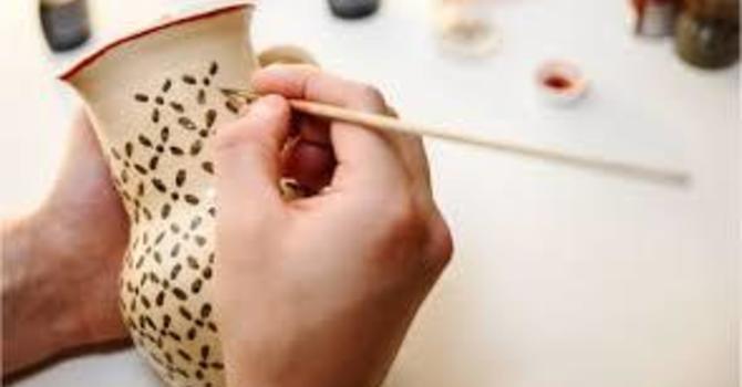 Senior Youth Paint & Pottery Night