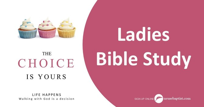 Weekly Ladies Bible Study