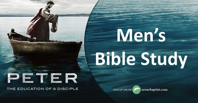 Weekly Men's Bible Study