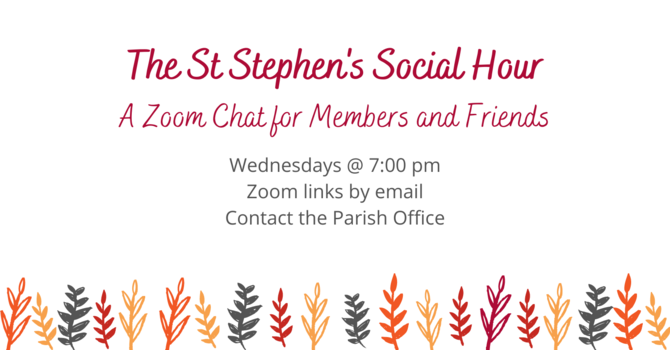 The St Stephen's Social Hour