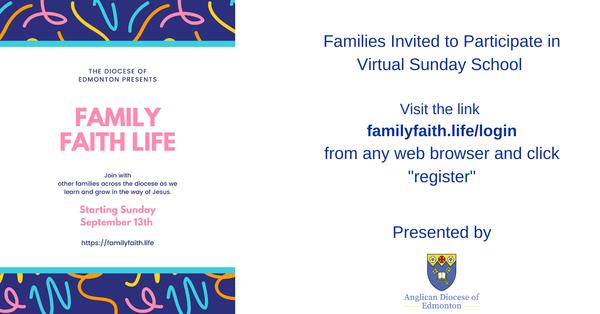 FamilyFaith.Life Virtual Sunday School