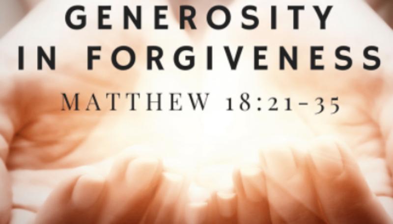 Pentecost 15A - September 13, 2020