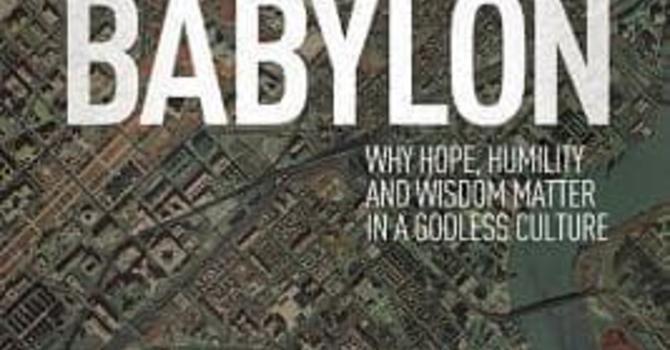 Thriving in Babylon
