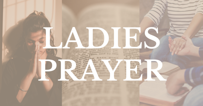 Ladies Prayer