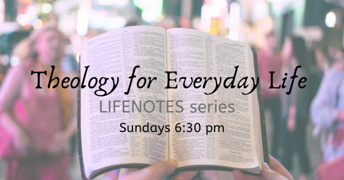 LifeNotes series image