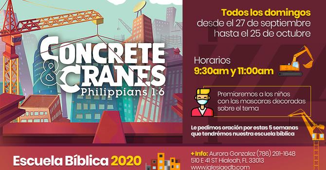 Escuela Biblica 2020