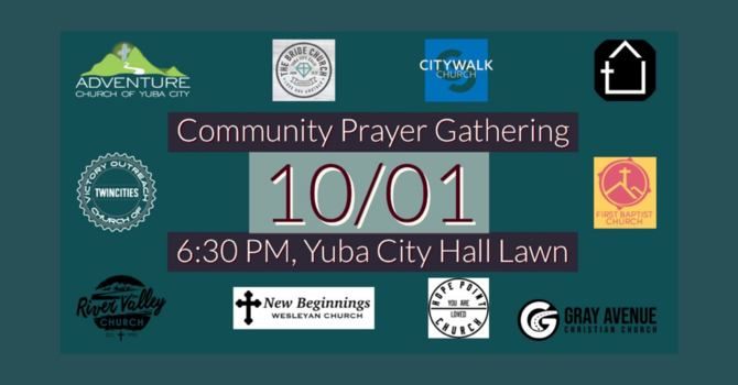 Community Prayer Gathering